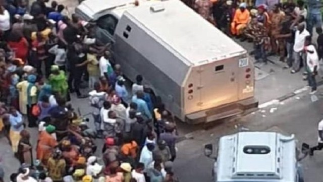 Bullion Vans for Tinubu