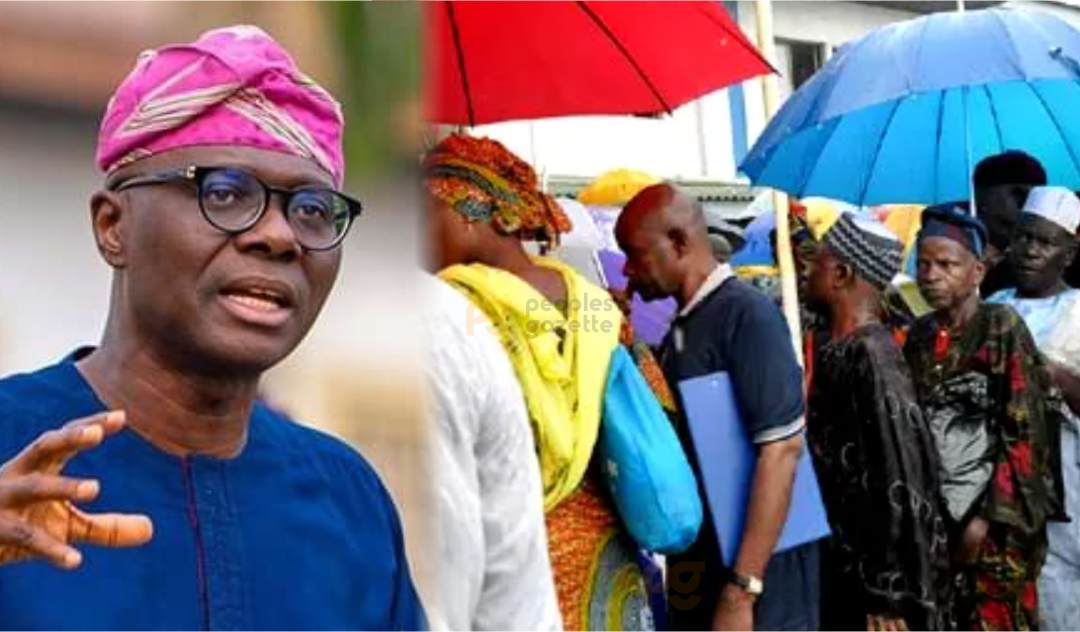 Lagos pays 291 retirees over N1.3 billion pension benefits | The Paradise