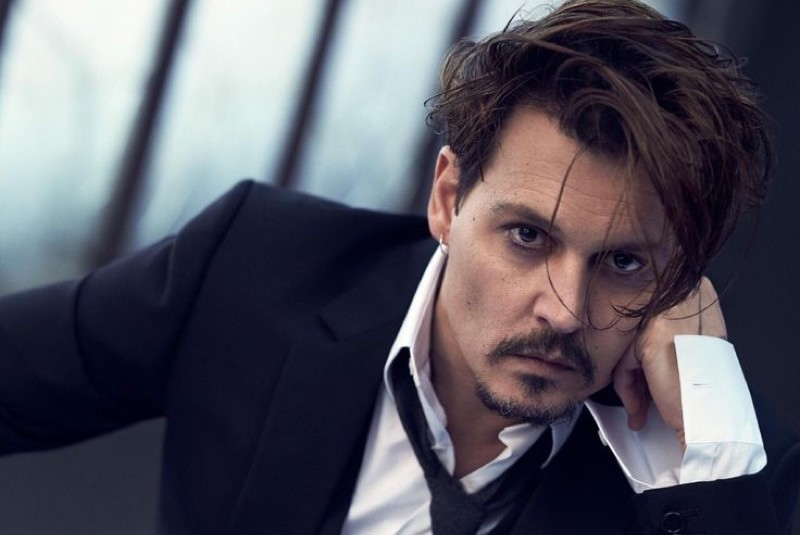 Image result for johnny depp 2016