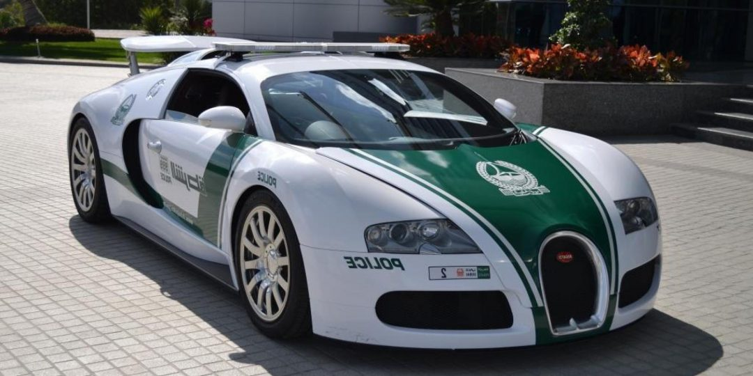 Top Five Places With Super Expensive Police Cars The