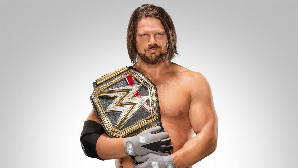 Image result for aj styles