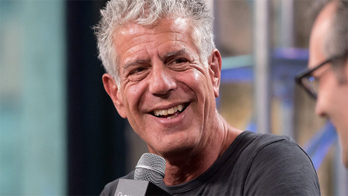 anthony bourdain kitchen confidential gray tile floor height, weight, age & wife - the gazette ...