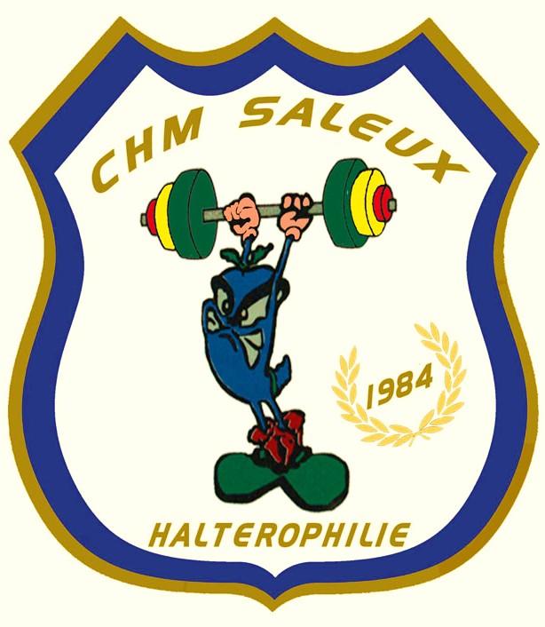haltérophilie chm saleux