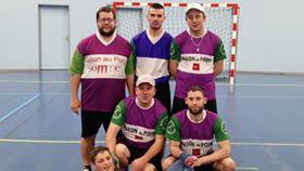 L'équipe de Beauval en 2ème poule 3