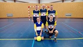 L'équipe de 2ème poule 3 de Senlis-le-Sec