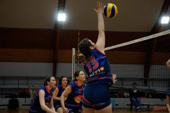 Volley Ball Féminin- Amiens Metropole- Chateau Thierry - Romain Gambier- Gazettesports-8