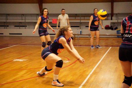 Volley Ball Féminin- Amiens Vs Villers Cotterets - Romain Gambier- Gazettesports-23