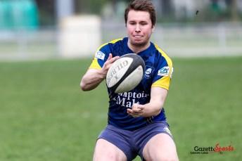 rugby rca vs calais_0003 - leandre leber - gazettesports