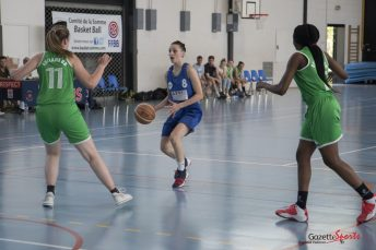 Baskett Féminin U17 MABB vs ESCLAMBB 06 mai 2018 (Reynald Valleron (10)