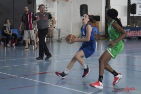Baskett Féminin U17 MABB vs ESCLAMBB 06 mai 2018 (Reynald Valleron (17)