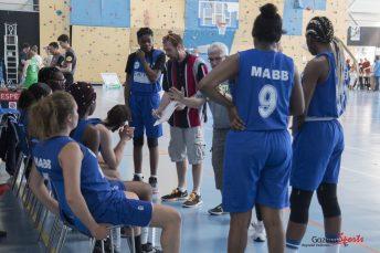 Baskett Féminin U17 MABB vs ESCLAMBB 06 mai 2018 (Reynald Valleron (7)