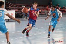 Szentesi KK - Kosarlabda Klub) (Hongrie) vs LLC Dreaming Tiger (Reynald Valleron) (3)