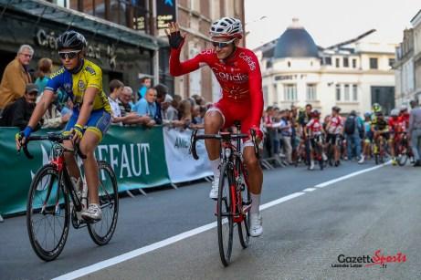 cyclisme - prix jean renaux - -_0001 - leandre leber - gazettesports