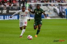 ligue 1 - asc vs stade de reims - juan otero - 0005 - leandre leber - gazettesports