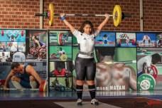 HALTEROPHILIE - 2nd journée Championnat Féminin des clubs - Gazette Sports - Coralie Sombret-3-16