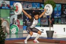 HALTEROPHILIE - 2nd journée Championnat Féminin des clubs - Gazette Sports - Coralie Sombret-3-3