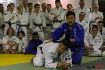 JUDO - Entrainement Judo Somme et délégation Japonaise - Gazette Sports - Coralie Sombret-9