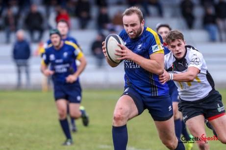 rugby rca vs st omer _0080 - leandre leber - gazettesports