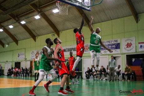 BASKETBALL - ESCLAMS vs Juvisy - Gazette Sports - Coralie Sombret-8