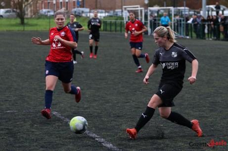 FOOTBALL- ASC Féminin vs Lille 2 - Gazette Sports - Coralie Sombret-15