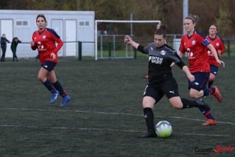 FOOTBALL- ASC Féminin vs Lille 2 - Gazette Sports - Coralie Sombret-45