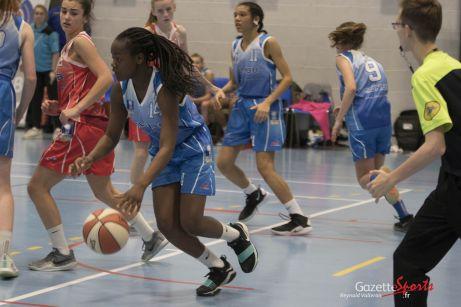 Baskettball Tournoi Départemental (filles) Reynald Valleron (47)