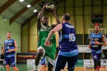 BASKET-BALL - ESCLAMS vs Laval - Gazette Sports - Coralie Sombret-35