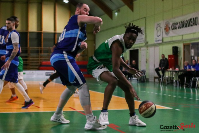 BASKET-BALL - ESCLAMS vs Laval - Gazette Sports - Coralie Sombret