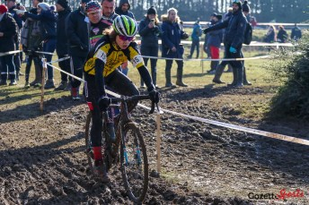 CYCLOCROSS - Championnat de France - Gazette Sports - Coralie Sombret-11