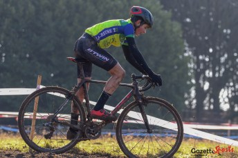 CYCLOCROSS - Championnat de France - Gazette Sports - Coralie Sombret-23