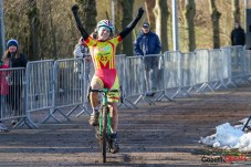 CYCLOCROSS - Championnat de France - Gazette Sports - Coralie Sombret-26