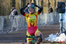 CYCLOCROSS - Championnat de France - Gazette Sports - Coralie Sombret-27