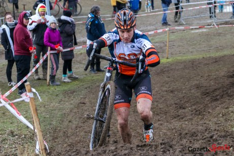 CYCLOCROSS - Championnat de France - Gazette Sports - Coralie Sombret-68