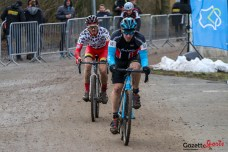 CYCLOCROSS - Championnat de France - Gazette Sports - Coralie Sombret-73