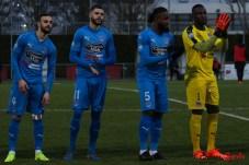 FOOTBALL - ACA vs Tourcoing - Gazette Sports - Coralie Sombret