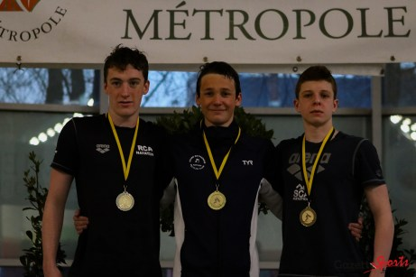 NATATION - Championnat Régionaux d'Hiver - Gazette Sports - Coralie Sombret-59