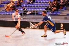 FLOORBALL - Hoplites vs IFK Paris - Gazette Sports - Coralie Sombret-13