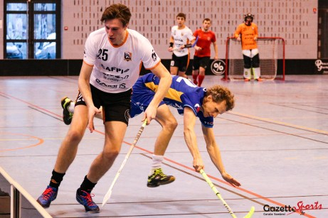 FLOORBALL - Hoplites vs IFK Paris - Gazette Sports - Coralie Sombret-20