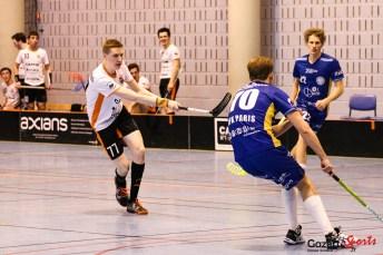 FLOORBALL - Hoplites vs IFK Paris - Gazette Sports - Coralie Sombret-22