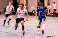 FLOORBALL - Hoplites vs IFK Paris - Gazette Sports - Coralie Sombret-26