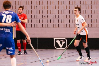 FLOORBALL - Hoplites vs IFK Paris - Gazette Sports - Coralie Sombret-6