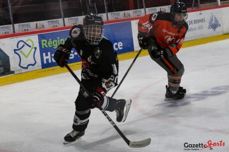 HOCKEY-SUR-GLACE - U17 vs Meudon ACBB - Gazette Sports - Coralie Sombret-38