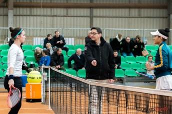 TENNIS - SIMPLE - ITF TOURNOIS INTERNATIONAL 2019 - SEMI FINAL- OANA G. SIMION VS MYLENE HALEMAI -ROMAIN GAMBIER-gazettesports.jpg-1