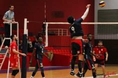 VOLLEY-BALL - AMVB vs Lyon - Gazette Sports - Coralie Sombret-17