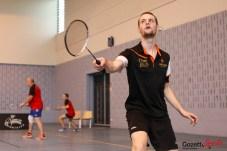 BADMINTON - Tournoi National des jeunes gargouilles- GazetteSports - Coralie Sombret