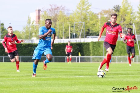 FOOTBALL - ACA vs Boulogne - GazetteSports - Coralie Sombret-22