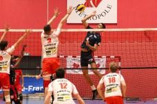 VOLLEY-BALL - AMVB vs Harnes - GazetteSports - Coralie Sombret-35