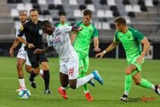 football - ligue 1 - amiens sc vs leganes amical - _0033 leandre leber - gazettesports