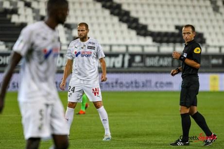 football - ligue 1 - amiens sc vs leganes amical - _0048 leandre leber - gazettesports