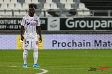 football - ligue 1 - amiens sc vs leganes amical - akolo chadrac _0050 leandre leber - gazettesports